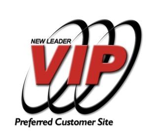 New Leader VIP logo