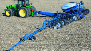 Kinze, Raven Team Up On 4900 Planter Monitor