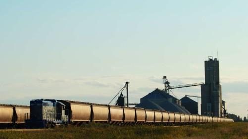 Barge/Rail/Truck Fertilizer