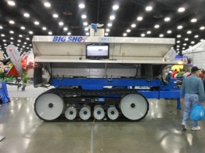 Big Shot Spreader, Doyle Equipment Mfg.