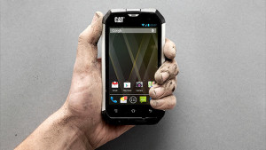 Caterpillar Introduces New Rugged Smartphone