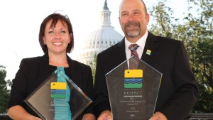Centennial Ag Supply Named 2013 National Environmental Respect Award Winner