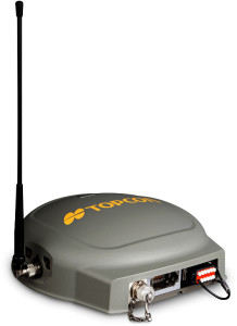 AGI-4 Receiver, Topcon