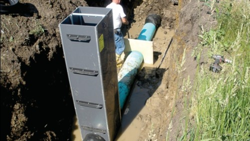 Drainage Water Management System