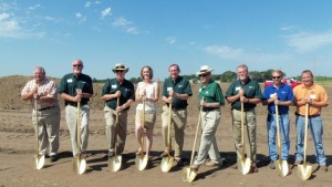 Precision Tank Breaks Ground On New Production Facility