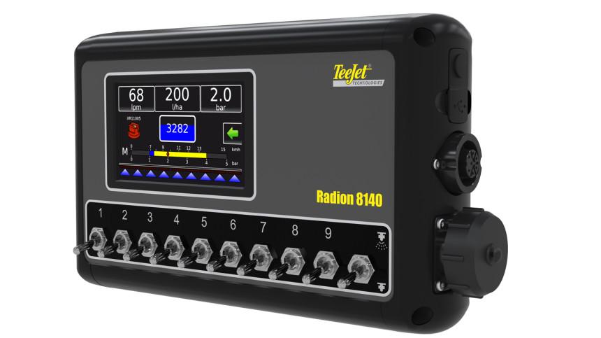 TeeJet Technologies Introduces New Automatic Sprayer Control
