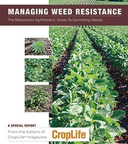 Weed Resistance Report cover