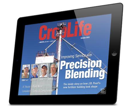 CropLife Magazine Launches iPad App