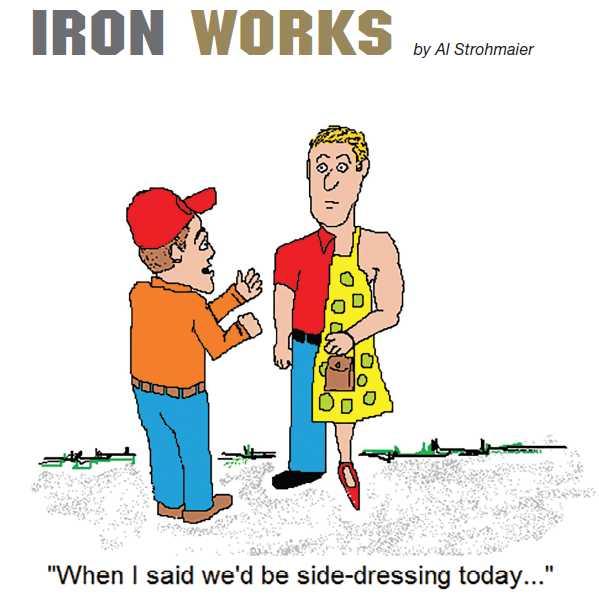IRON WORKS July 2014