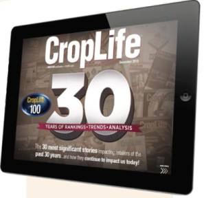 CropLife December 2013 iPad