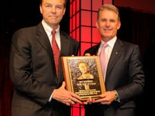 Topcon's O'Connor Inducted Into AEM Hall Of Fame