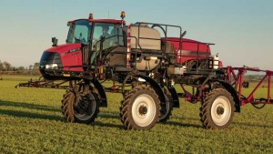 New Patriot Sprayer Wins 2013 CropLife IRON Product Of The Year