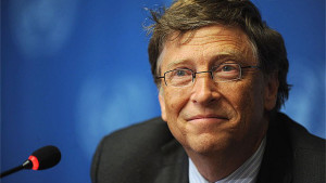 Bill Gates: 'I'm Obsessed With Fertilizer'