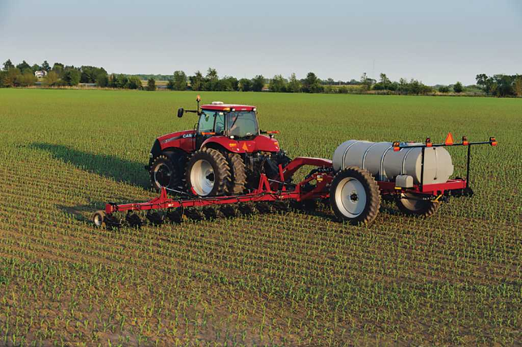 Case IH 930 Nutri-Placer
