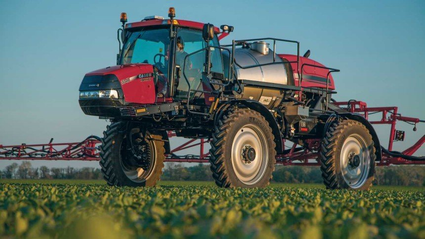 14 Self-Propelled Sprayers For 2014