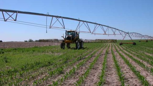 Irrigation and Application