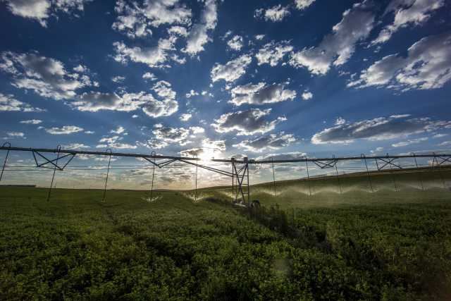 Valley Variable Rate Irrigation