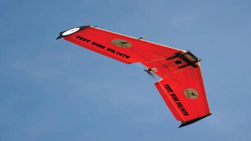 AgEagle UAV