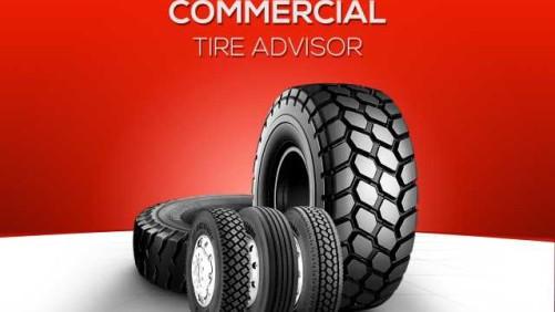Tire Advisor app