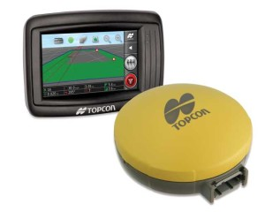 Topcon X14 and SGR-1 GNSS receiver