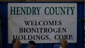 BioNitrogen Ribbon Cutting Ceremony Held At Initial Plant Site In Hendry County, FL