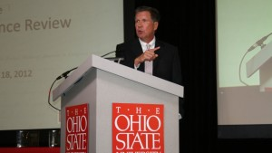 Gov. Kasich Signs Ohio Bill For Lake Erie Water Quality