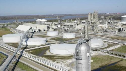CF Industries Donaldson, LA Plant