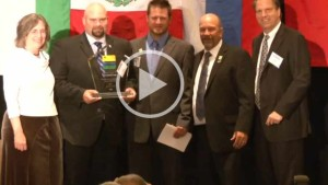 Up Close Look At The 2014 Environmental Respect Award Winners