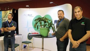 PlantBeat: Your Plants' Pulse In The Palm Of Your Hand