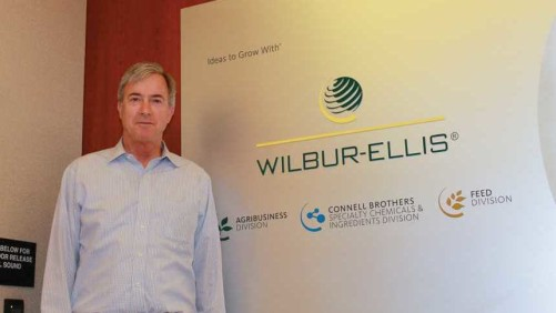 Wilbur-Ellis President-CEO John Thacher