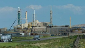 J. R. Simplot To Build New Ammonia Plant In Rock Springs, WY