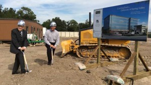 Stoller Group Announces Groundbreaking At New Office Building Site
