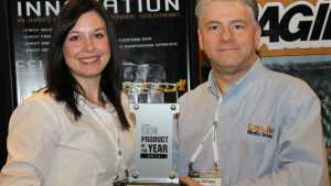Hagie's STS Application Series Takes Home 2014 IRON Top Honors