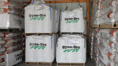 Dyna Gro Seed Storage