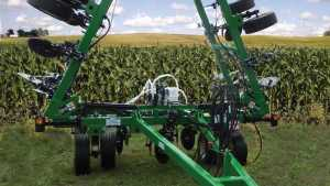 Anhydrous Ammonia Units Offer Precise Placement