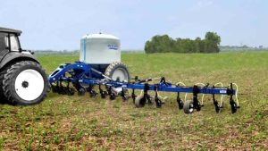BLU-JET Launches New Side Dress Applicator