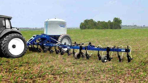 AT4020 Corn Field Gray Tractor