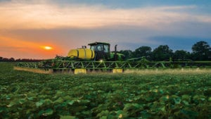 Deere Adds R4023 Sprayer To 4 Series
