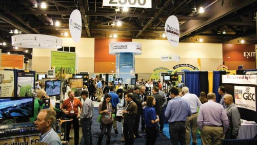 2015 Commodity Classic Crowd