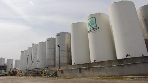 Nachurs Alpine Solutions, Liquid fertilizer, micronutrients, facility