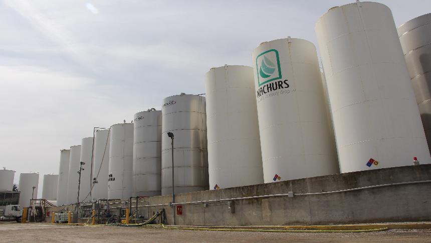 Nachurs Alpine Solutions, Liquid fertilizer, micronutrients, facility