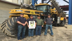 Tyler Grain & Fertilizer Now 4R Certified