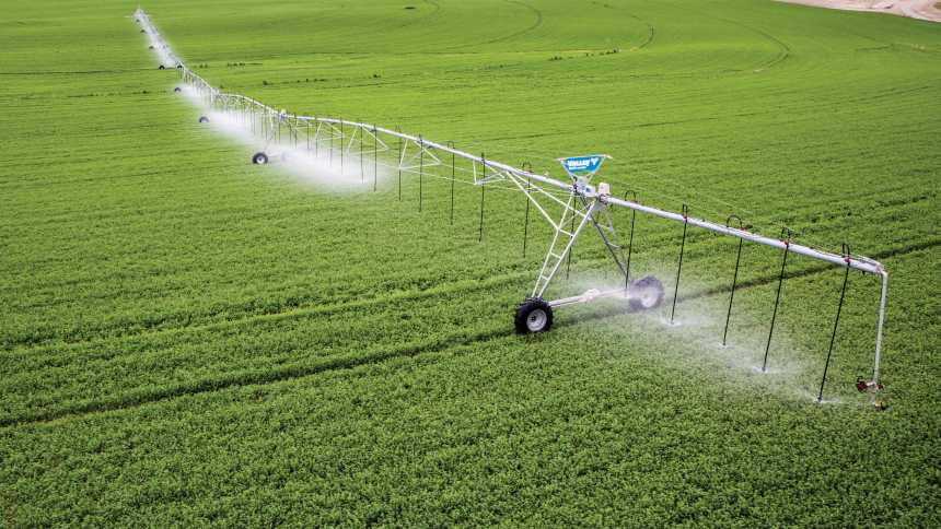 Valley Irrigation variable rate irrigation