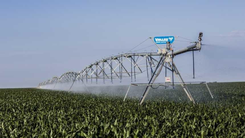 Valley Irrigation Receives Environmental Stewardship Honor