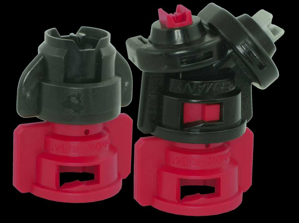 D Series TurboDrop Nozzles | Greenleaf Technologies