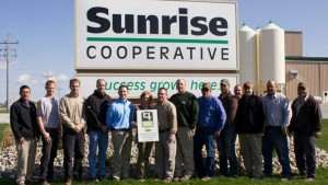 Sunrise Cooperative Facilities All Certified In 4R Nutrient Stewardship