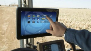 Trimble TMX-2050 In-Cab Display