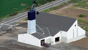 New Marcus Facility At Edon Farmers Co-op Provides More Efficiency, Better Service