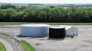 Heartland Tank Protects Fertilizer From Extreme Cold At The Arthur Companies