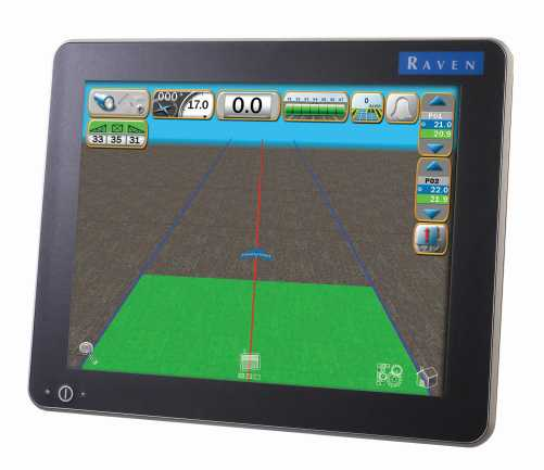 Precision Agriculture: In-Cab Computing Adds More Customization, Functionality